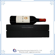 2015 the most popular high quality customized wine box