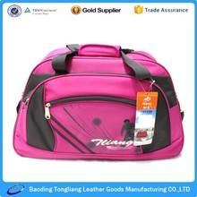 durable nylon sports duffel bag