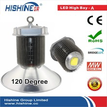 High power Hishine 200W LED High Bay/Canopy Light
