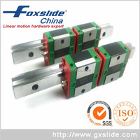 Hot Sell HIWIN linear guide, linear slide block HSR45CA for auto equipment