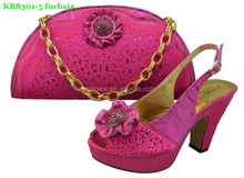 Hot selling italian designer shoes and bags