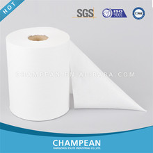 No lint after wiping oil absorbent wood pulp polyester nonwoven fabric