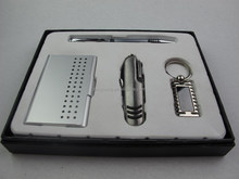 tool knife+card case+key chain+pen suits,Advertising promotional pen gifts,pen gift setsTS-p00132