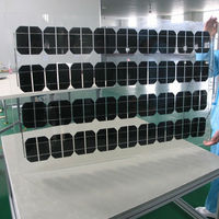 High Quality BIPV Transparent Solar Panel