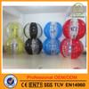 pvc Mid-Color Bumper ball size 1.25m/1.55m/1.8m