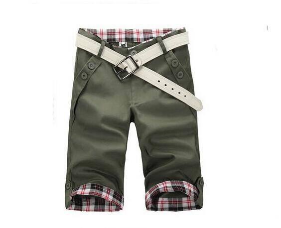 мужчин хлопчатобумажные Шорты повседневные высокое качество удобный и дизайн одежды, продажа mkx079