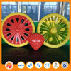 inflatable floating island inflatable water float fruit float for pool