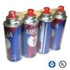 400ml 220g hotflash china portable butane gas cartridge for camping,4PACK
