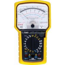 20 Ranges 4 Functions Analog Multimeter 1000V AC/DC Voltmeter DC Current Tester 7040