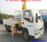 JMC vehicle loading crane truck mounted crane vehicle 3 ~25 tons Call:86-15271357675