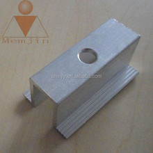 Shanghai minjian ISO9001 Aluminium Profile accessory for industry with best price for exporting