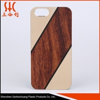 Factory Cheap Self-portrait Colorful SZSHC06 natural wood case for iphone