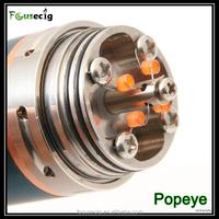 2015 Hot sell airflow control atomizer Popeye big vaporizer e cig