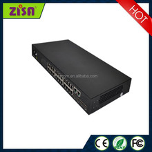 24ports Fiber Ethernet Switch with WEB and SNMP management
