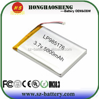 7 Inch Android Tablet Replace Battery 3.7V 4000mAh