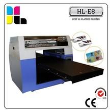 High Quality! Printing Machine Plastic Card, Printing Machine Flatbed, Inkjet Printer