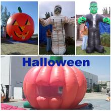 Halloween cartoon monster pumpkin giant inflatable model