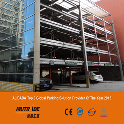 Lift and slide system BDP series auto parking equipment manufacturers