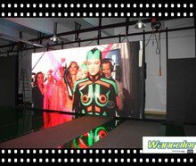 for Indoor concert stage Entertainment event show LED screen p5 super slim aluminum cabinet rental LED display