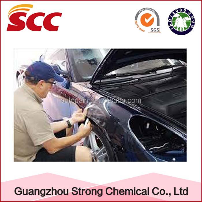 Uso e boa cobertura reparo do risco do carro pintura do carro
