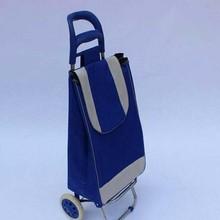 Smart colourful cheap guangzhou foldable shopping trolley bag
