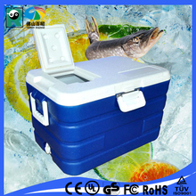 Company camping and picnic plastic cooler box for popular