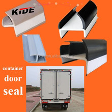 customized rubber dry container door seal strip