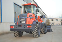 CE certificated quicke front end loaders TZL826