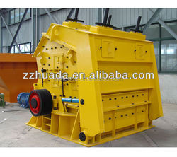 with high chrome hammer,unique impact liner,deal with hard material impact crusher