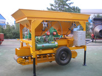 PLD series Concrete batching plant machine with two/three/four hopper