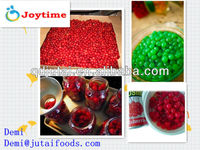 sweet canned cherry good quality from china