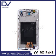 Vanteex OEM For LG G3 LCD Display Touch Screen Digitizer +Frame Full Assembly For LG G3 D850 D851 D855 VS985 LS990