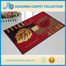 Fashion design anti-slip elegant flooring mat
