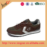 insgear china factory latest fashion cheap high quality brand sport shoes