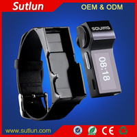 Smart Watch Detachable Bluetooth Headset Watch For Apple iPhone/ Samsung/ Huawei Bluetooth Headset Watch