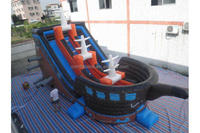 hot sale PVC material 0.55mm inflatable pirate boats ,2014 Cheap inflatable water toys inflatable pirate ship bouncer
