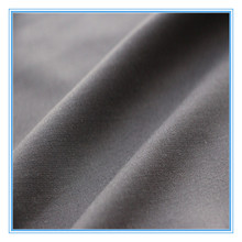 2015 Hot product dark grey 71% polyester 29% rayon TR man suit fabric with good handfeel