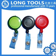 Wholesale good quality PVC mini retractable tape measure measure tape made in china factory