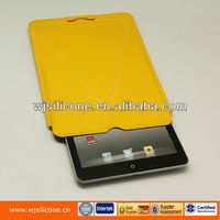 Microfiber sleeve and viewing Stand Pounch For Ipad Mini Retina