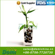 Wholesale non-toxic colorful decor soil for lucky bamboo