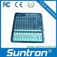Suntron MX10032FX 10 channel Professional Stereo Audio Mixer