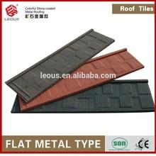 corrugated aluminium roofing/stone coated metal roof tile