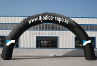 8m Customised Inflatable Arch