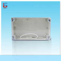 IP67 Waterproof MC4 Junction Box /Cable Gland