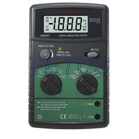 MASTECH MS5201 Digital megger Insulation resistance tester Sound and light alarm
