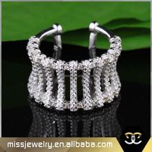 CZ Mirco Pave Engagement Ring Design