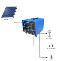 hot 10w solar panel system with bulbs solar lighting kit mini indoor 12v solar led light