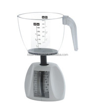Mechnical Kitchen Scale,No Need Battery,Diet Cooking Scale