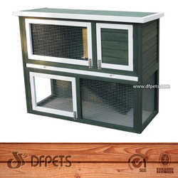 Rabbit Small Pet Cages With Ramp For Sale DFR039