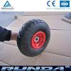 10 inch pneumatic rubber wheel/cart wheel for sale